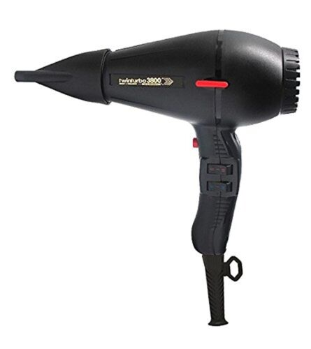 Twin Turbo 3800 Ionic & Ceramic 2100 Watt Hair Dryer, Featur