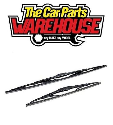 Any Mixed Pair of Wiper Blades Good Quality too fit ALL hook type Wiper Arm 8