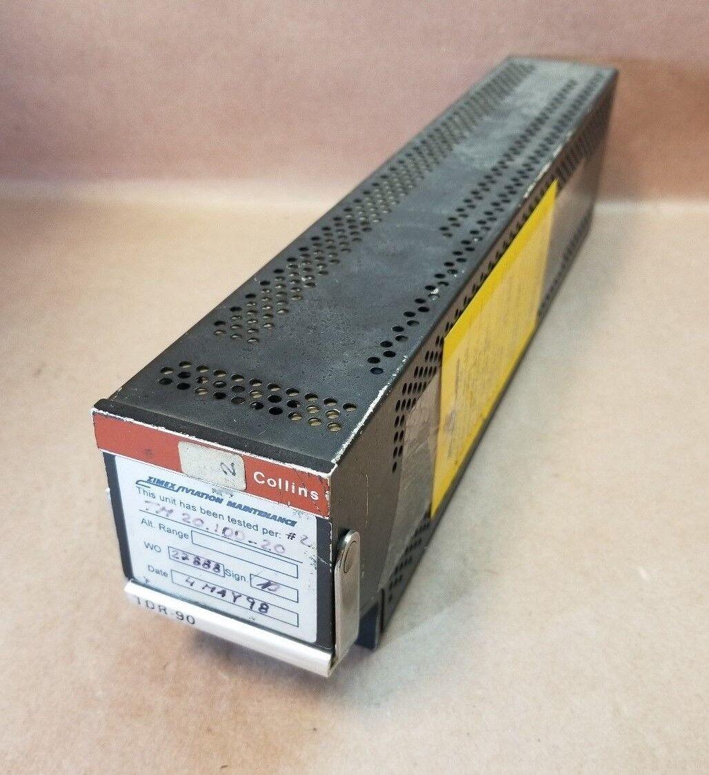 622-1270-001 - COLLINS ATC TRANSPONDER - TDR-90 - (AR) - CESSNA