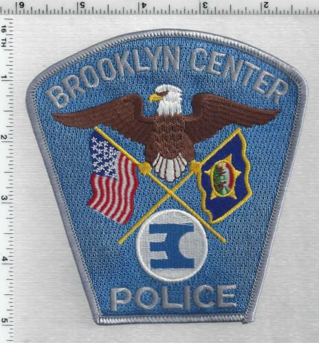 Brooklyn Center Police (Minnesota) 2nd Issue Shoulder Patch