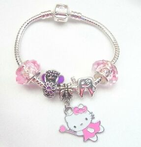 CHILDRENS / CHILDS / KIDS TOOTH FAIRY CHARM BRACELET