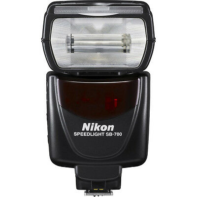 Nikon SB-700 AF Speedlight Flash for Nikon DSLR Cameras - Factory Refurbished