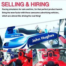 Racing Simulators Northbridge Perth City Preview
