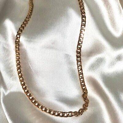 Gold Cuban Link Chain