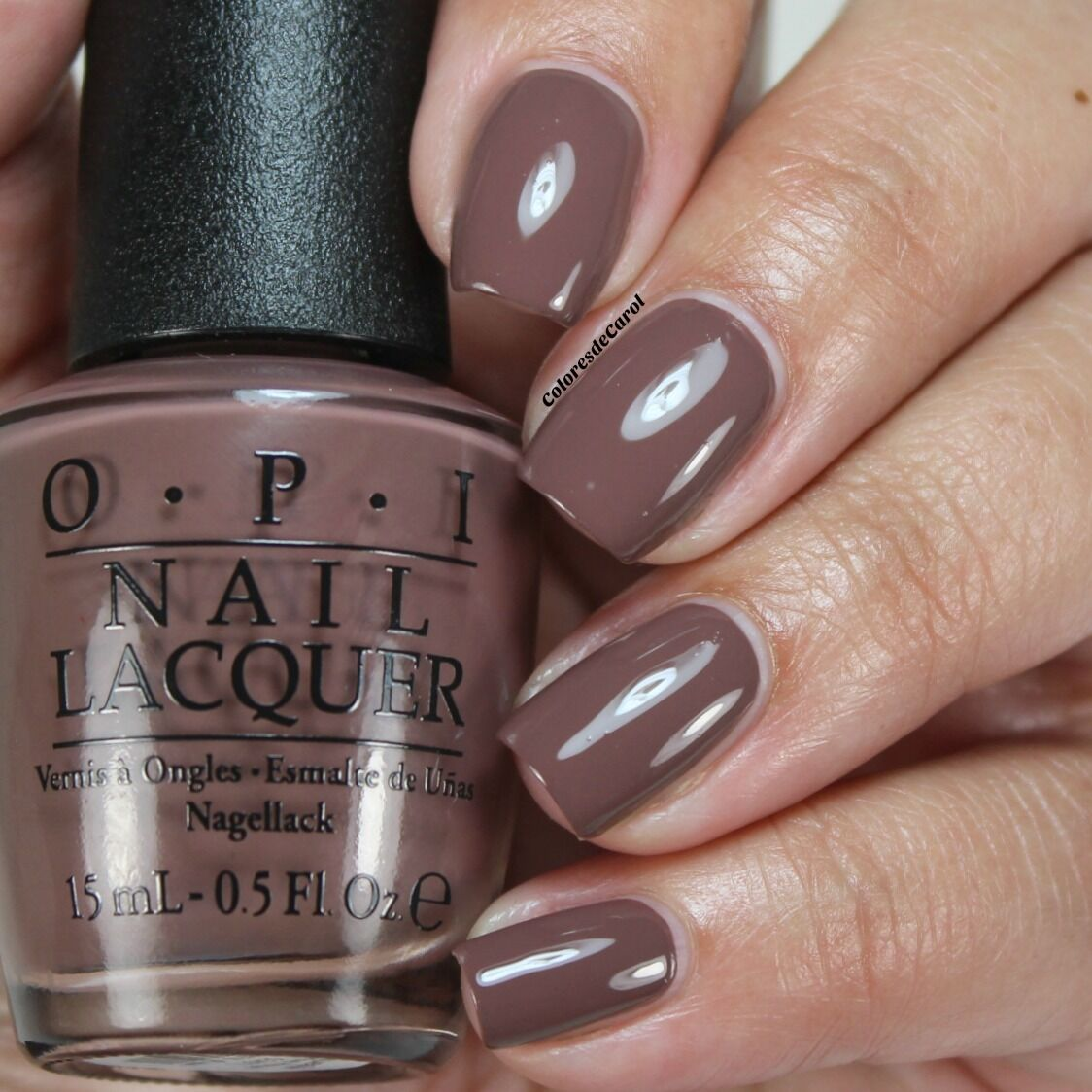NEW! OPI NAIL POLISH Nail Lacquer in SQUEAKER OF THE HOUSE ...