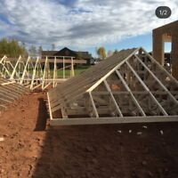New home framing contractor