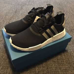 Adidas NMD Black Charcoal, Deadstock Size 11US
