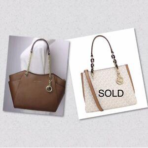 Authentic Brand New Michael Kors Handbags