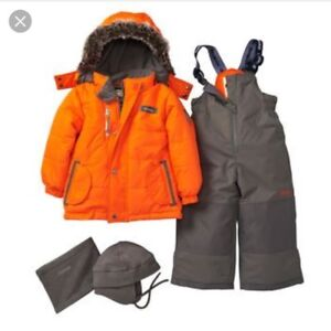 NEED 3-4 Year Old Boy Winter Suit and Boot 10,5 - 11