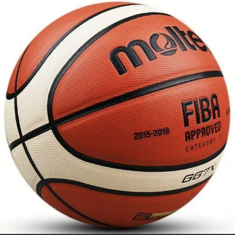 Molten GG7X Basketball  Composite Size Men 7 -X-Series US Seller