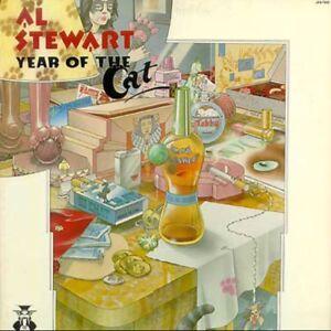 Vinyl Record - Al Steward - Year of the Cat - $5