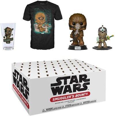 Funko Pop! Star Wars: Smugglers Bounty Box - Wookie Theme April 2019