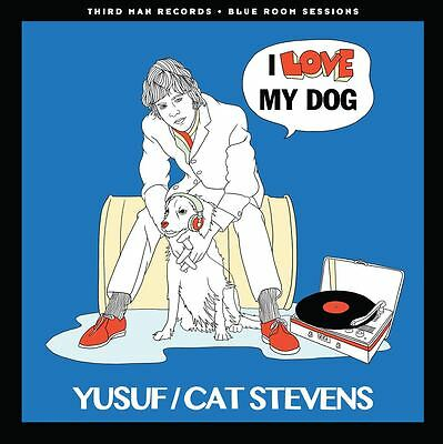 "YUSUF CAT STEVENS 'I Love my Dog / Matthew and Son 7"" NEW Third Man Jess Rotter"