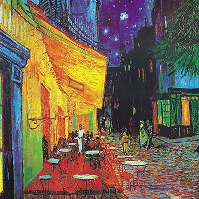 1000 Pieces Jigsaw Puzzle - The Cafe At Night by Vincent Van Gogh
