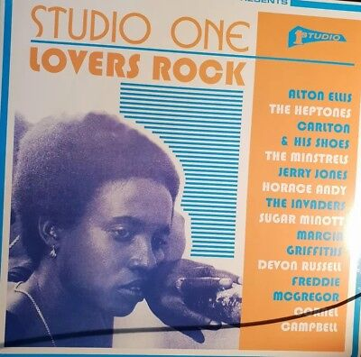 STUDIO ONE LOVERS ROCK LP ()