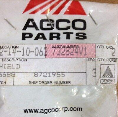Agco Parts 732824v1 Shield Qty 2 Massey Ferguson
