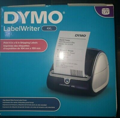 Brand New Dymo Labelwriter 4xl Thermal Printer