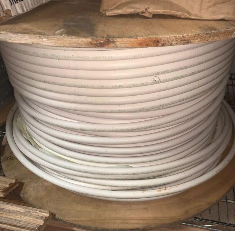 250ft Trilogy Communications Coaxial Cable AP6012J50