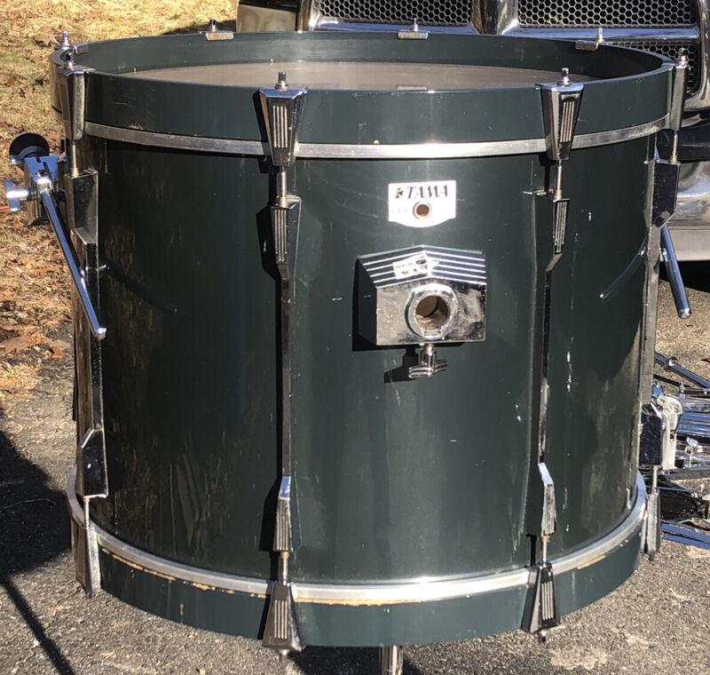 "Tama Rockstar 22"" Grey Bass Drum Japan"