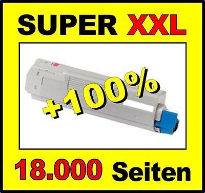 7400 Magenta Toner (Toner f. XEROX Phaser 7400 7400DN DX / MAGENTA / 106R01151 106R01078 Cartridge)