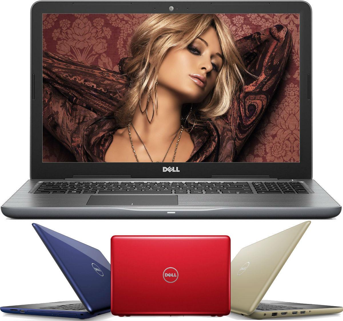 "DELL 17.3"" Gaming Laptop AMD FX-9800P 3.60GHz 8GB 1TB HD DVD+RW Radeon R7 WIN10"