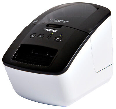 Brother P-touch QL-700 Etikettendrucker 300 dpi Bis zu 150 mm/Sekunde NEU OVP
