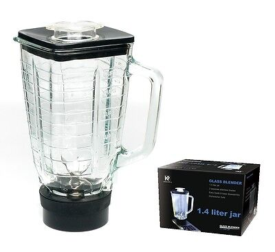 1 Glass Blender Re: NuTone 272 & NuTone Food Center 250, 251 & TCC