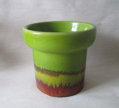 Hutschenreuther Keramik Laufglasur Renee Neue - Kerzenleuchter H. 12,5 cm