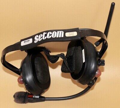 SETCOM 5 industrial HEADSET 5E-PR1MZ2