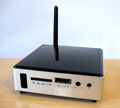 ZOTAC ZBox nano XS-PLUS + 64GB SSD + Win10 Pro 64bit + sofort startklar + FullHD