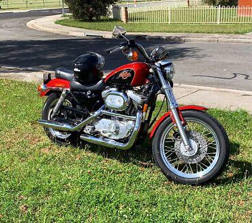 Harley sportster Launceston Launceston Area Preview
