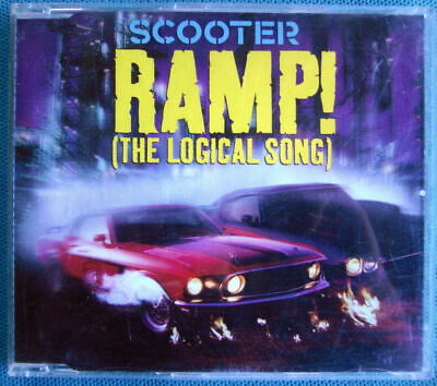 Scooter ramp ! ( the logical song ) (maxi single) ref 0334