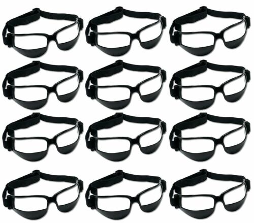 Murray Sporting Goods Basketball Dribble Goggles Training Aid, Pack of 12