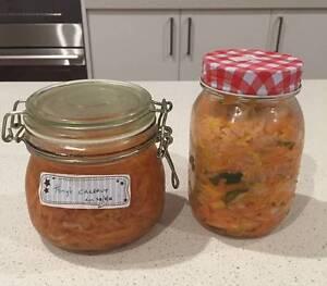 Make raw organic sauerkraut, kimchi pickles online course Sunbury Hume Area Preview