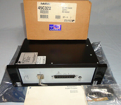 Reliance Electric 45C322 Power Supply 50 Amp REV. 45C322 Module 45C-322 50A NEW