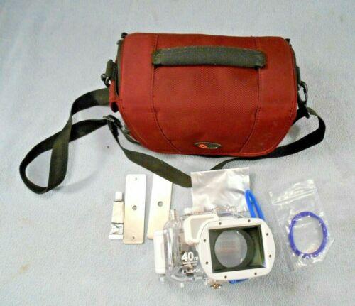 Panasonic DMW-MCTZ30 Marine Lumix Camera Case.  Excellent Condition