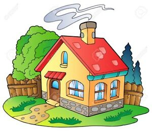 Want to rent a small house Aug 1 with an option to buy