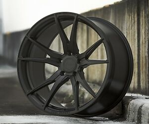 20 Inch Koya SF06 RACING WHEEL Package - Chrysler 300 300C SRT-8 SRT8