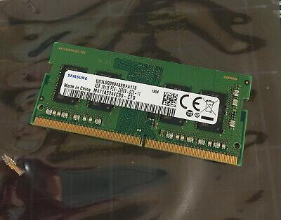 Samsung 4GB DDR4 PC4-2666V SoDimm Memory Laptop Ram Card M471A5244CB0-CTD