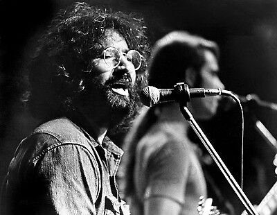 16x20 Poster Jerry Garcia The Grateful Dead #2880
