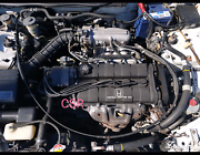 Honda Civic EG 5 / CRX D16A ENGINE GEARBOX COMPLETE Greenacre Bankstown Area Preview