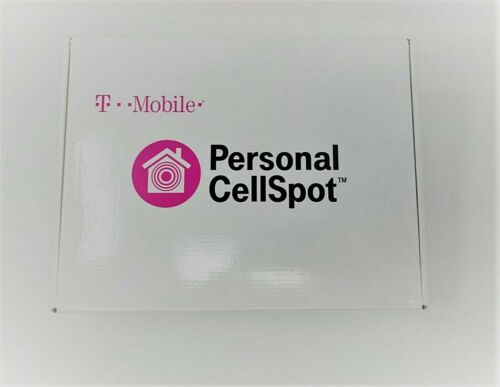 T-Mobile Personal CellSpot 4G LTE Indoor Signal Booster