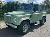 1991 LAND ROVER DEFENDER 90 HERITAGE LEFT HAND DRIVE USA EXPORTABLE