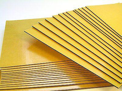 Moosgummiplatte Moosgummi Zellkautschuk beidseitig selbstklebend 2 mm