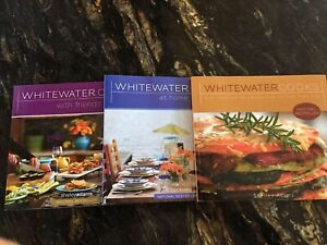 Whitewater Cooks Cookbook Series