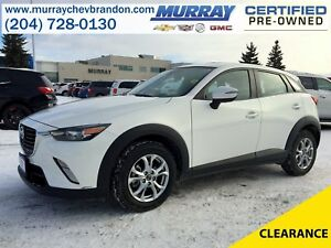 2016 Mazda CX-3 GS FWD *Backup Camera* *Heated Leather*