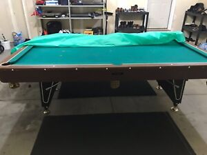 Pool table for grabs