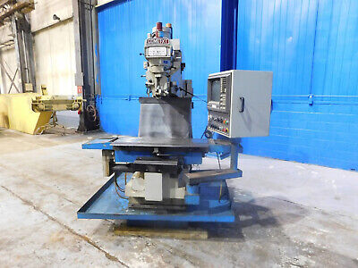 30x20x20 Travels Comet 3 Axis Cnc Vertical Metal Milling Machine 5 Hp