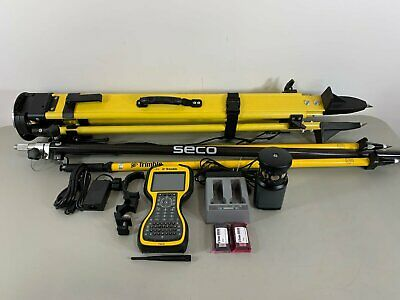Robotic Package For Sps Series Total Stations - Tsc3 Construction Pre-owned