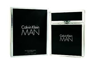 CALVIN-KLEIN-CK-Man-100ml-Eau-De-Toilette-Spray-BRAND-NEW-IN-BOX